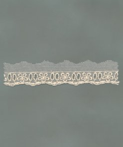 Embroidered European Cotton Tulle Embroidery