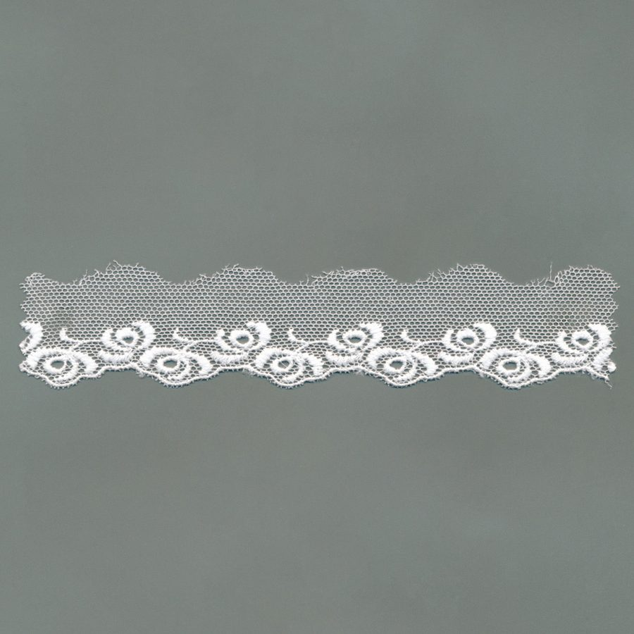 Cotton Tulle Lace