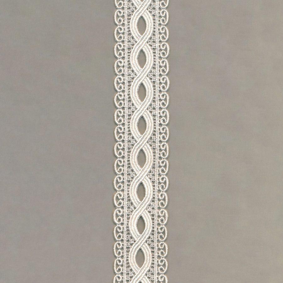 Ätzspitzenband Schiffli
