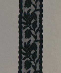 Nylon Tulle Embroidery