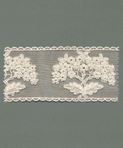 Cotton Tulle Embroidery Lace