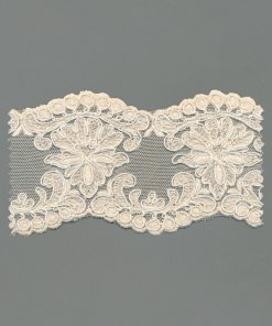 Cotton Tulle Embroidered Gallon