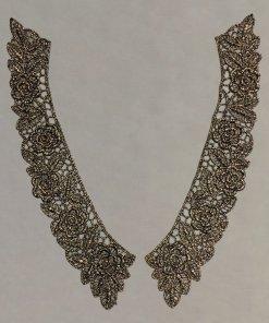 Lurex Collar