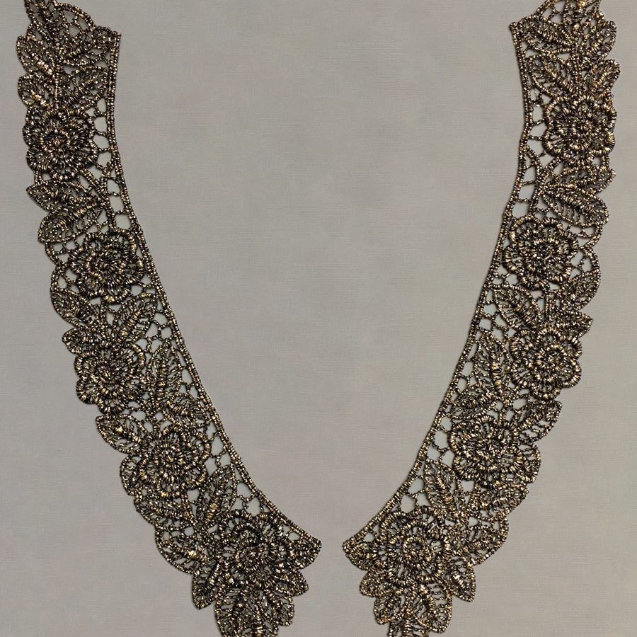 Lurex Collar