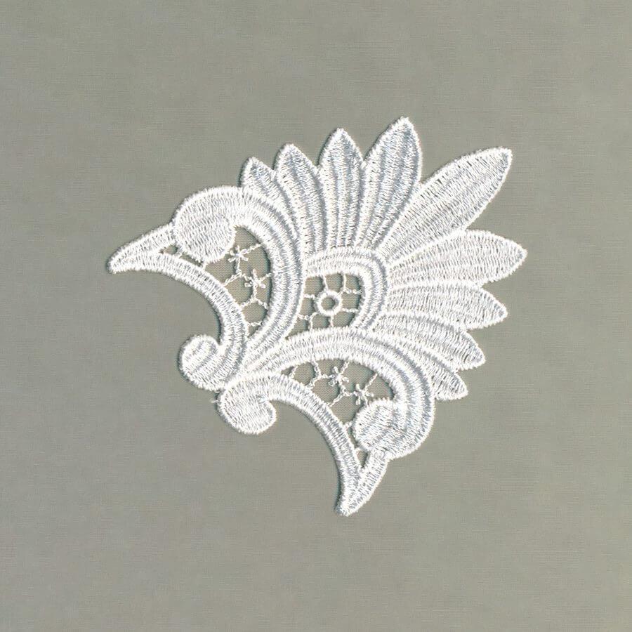 European Cotton Embroidery