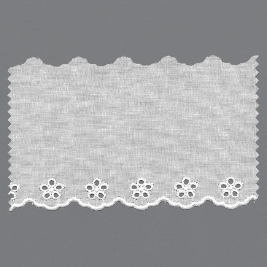 100% Cotton Embroidery