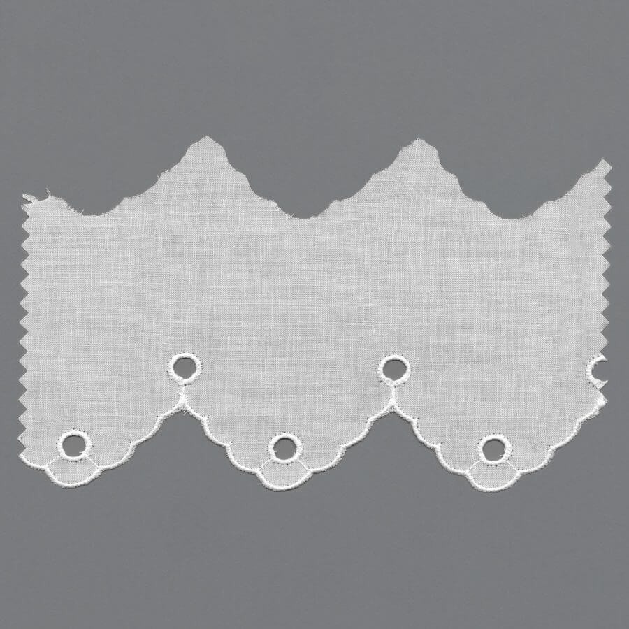 Broderie Anglaise Edging