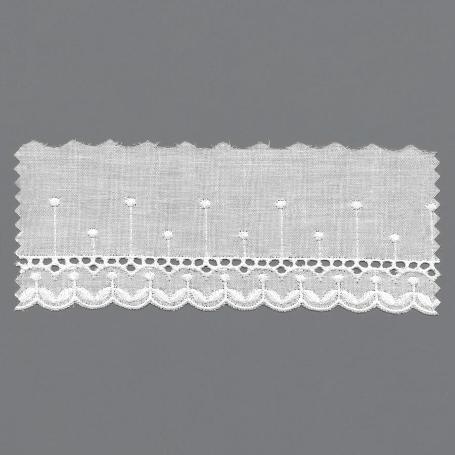 European 100% Cotton Lace
