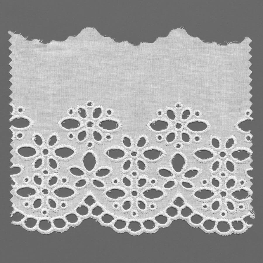 Broderie Anglaise Lace