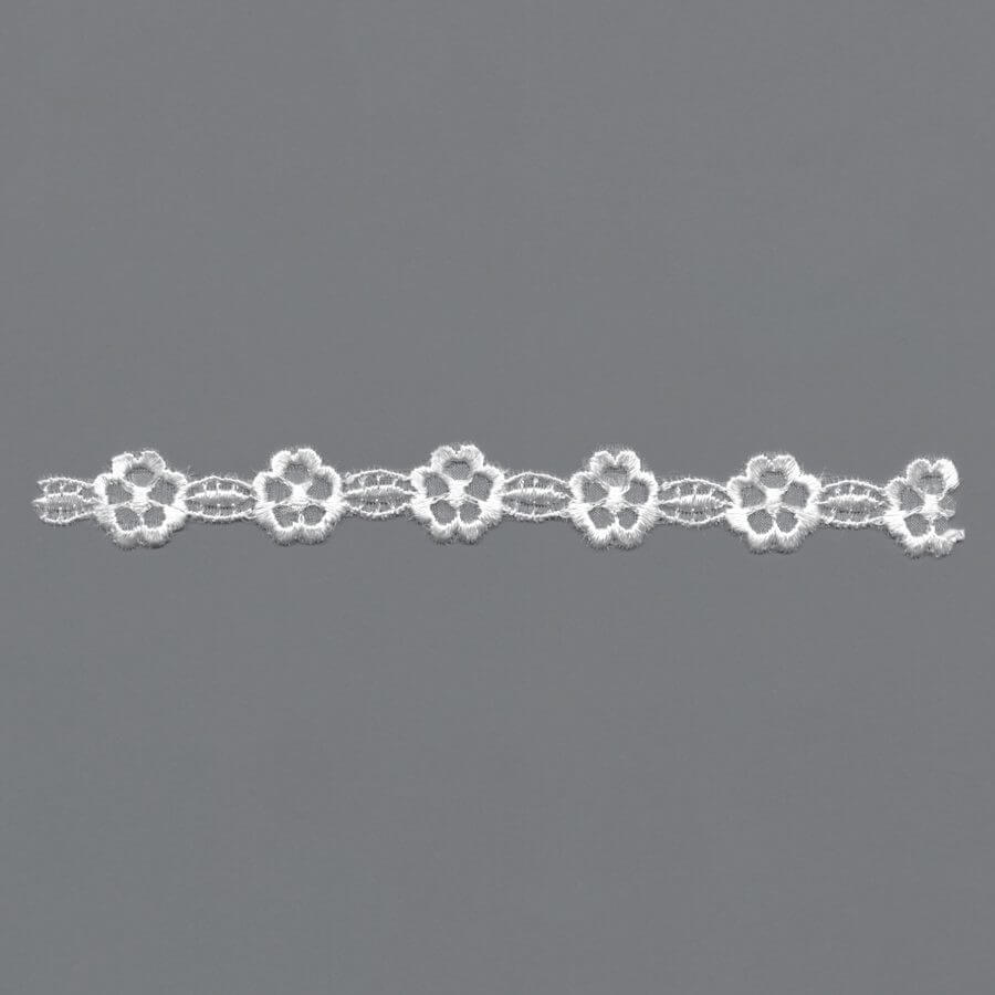 Polyester Organdy Spitzenband