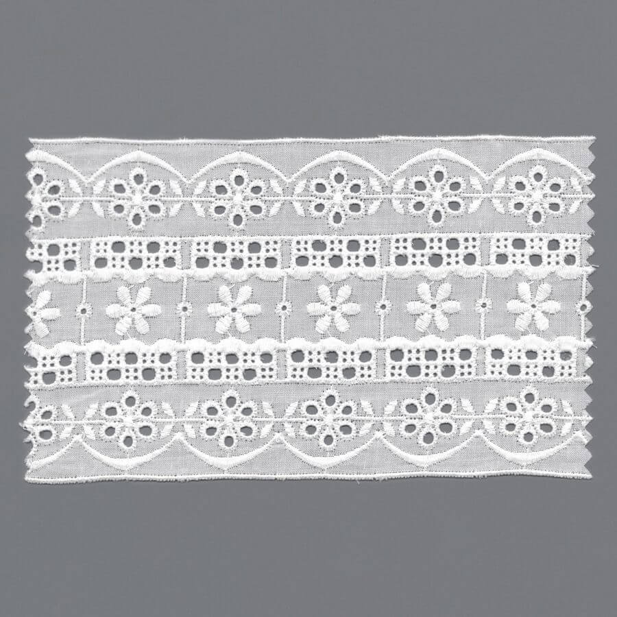 European Embroidery Broderie Anglaise Gallon