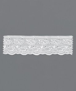 Broderie Anglaise Embroidery