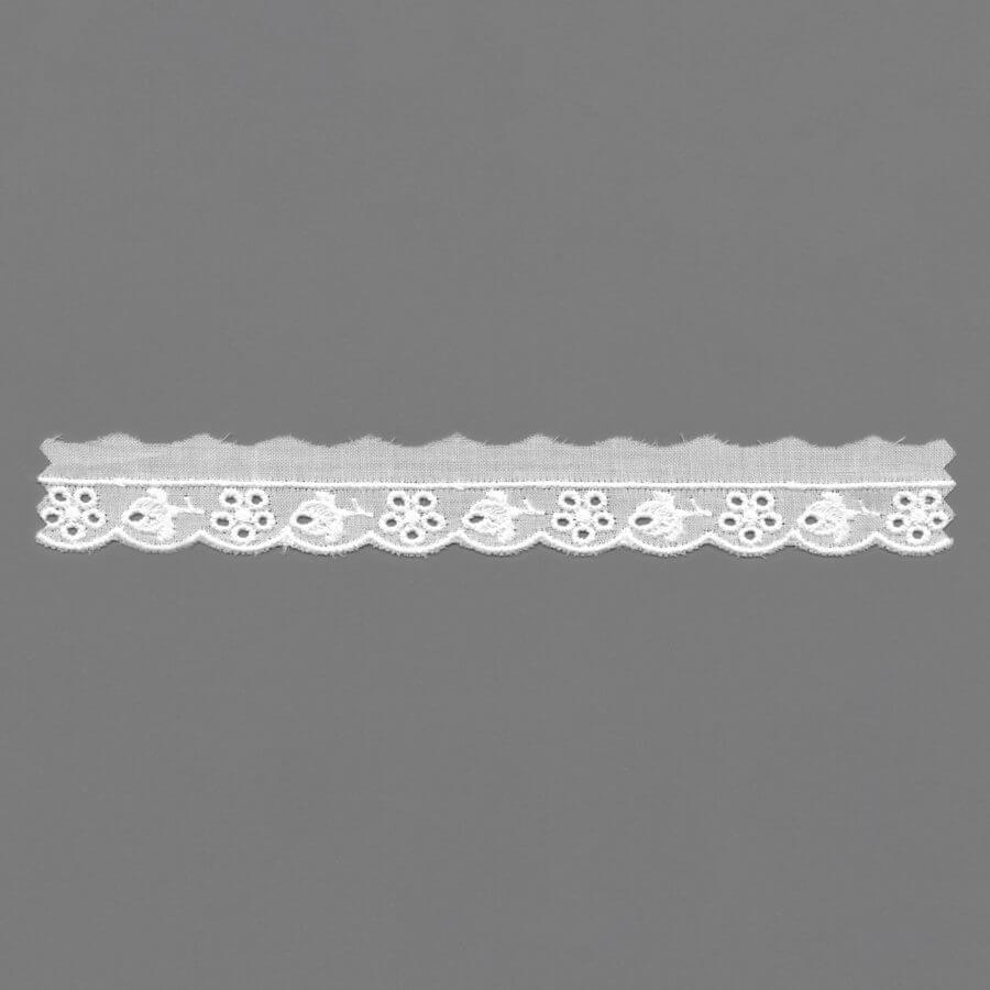 Cotton Broderie Anglaise Lace