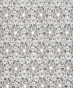 Rayon Guipure Embroidery