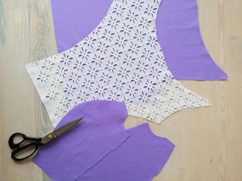 swiss lace broderie anglaise
