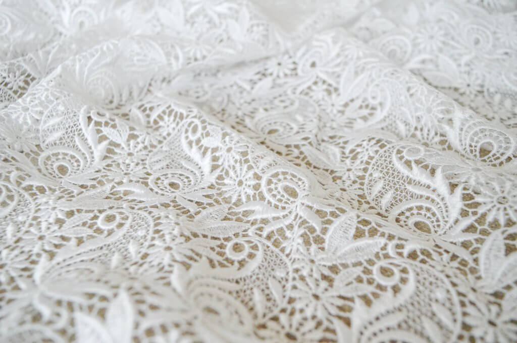 Schiffli Machine Embroidery