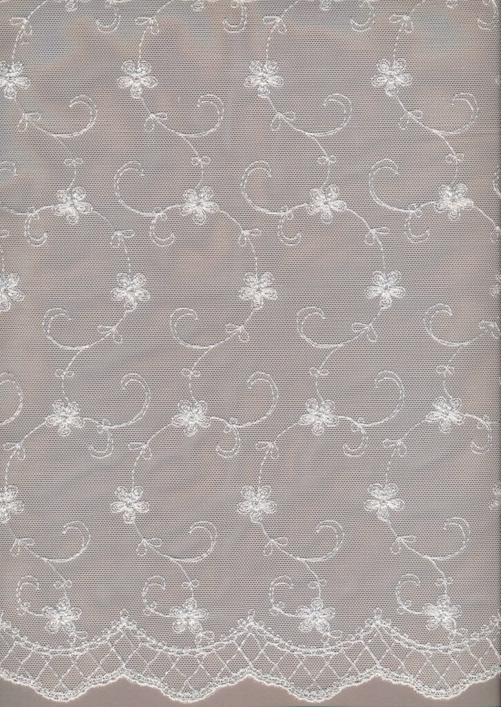 2.3m-Rayon-embroidered-Polycotton-Tulle